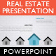 Real Estate Powerpoint Presentation Template - GraphicRiver Item for Sale
