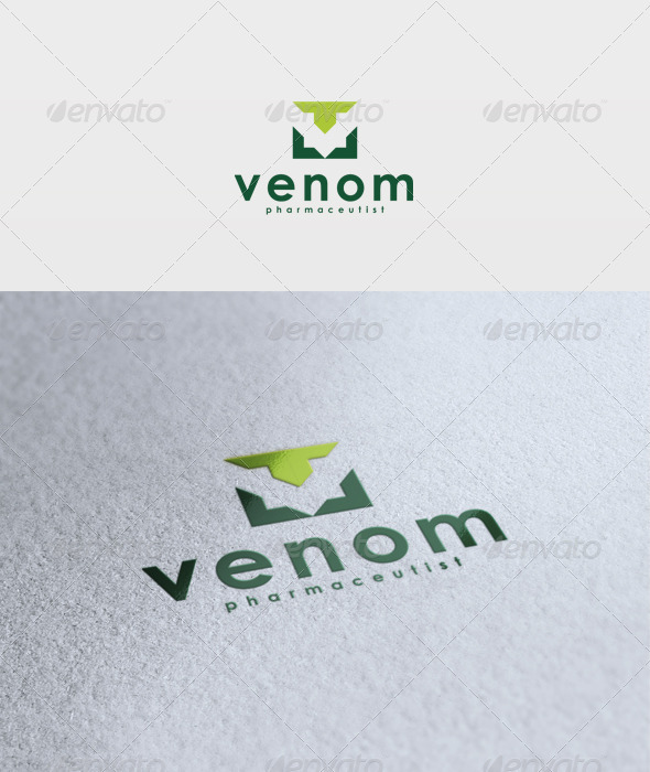 Venom Logo - Vector Abstract