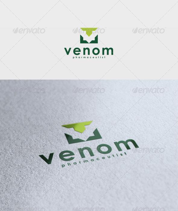 Venom Logo - Vector Abstract