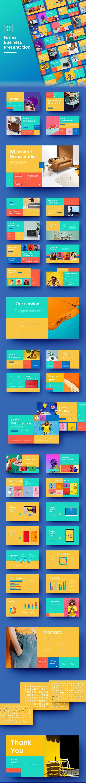 Firma – Business PowerPoint Template