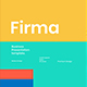 Firma – Business PowerPoint Template