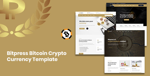 Bitpress - Bitcoin Crypto Currency Template