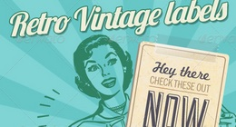 Graphics - Retro/Vintage