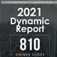 2021 Dynamic Report Keynote Templates Bundle