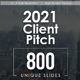 2021 Client Pitch Google Slides Bundle