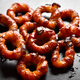 Bacon wrapped onion rings - PhotoDune Item for Sale