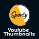 Sporty - Youtube Thumbnails Templates