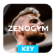 Zenogym - Fitness and Gym Keynote Template