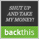 backthis - Crowdfunding Landing Page (HTML5 & PSD) Nulled