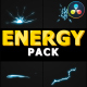 2DFX Energy Elements Pack | DaVinci Resolve - VideoHive Item for Sale