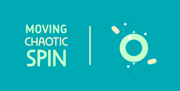 Moving Chaotic Spin | HTML5 | CONSTRUCT 3