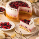 Yogurt cake with berries - PhotoDune Item for Sale