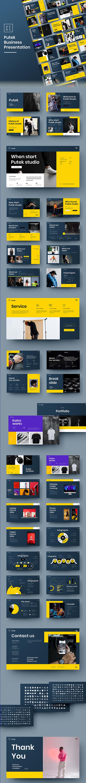 Putek – Business Google Slides Template