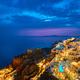 Famous greek tourist destination Oia, Greece - PhotoDune Item for Sale
