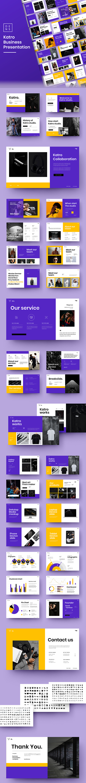 Katro – Business PowerPoint Template