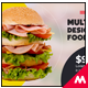 Food Promo 3 - VideoHive Item for Sale