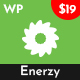 Enerzy - Wind & Solar Energy WordPress Theme