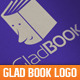 Glad Book Logo Template - GraphicRiver Item for Sale