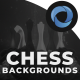 Chess Players Backgrounds l Dark Side Backgrounds l Game Backgrounds