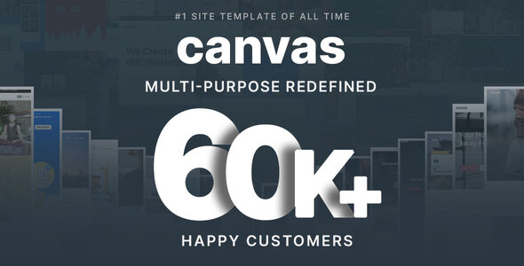 Extraordinary Canvas | The Multi-Purpose HTML5 Template