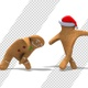 Christmas Gingerbread Man Robot Dance (2-Pack) - VideoHive Item for Sale