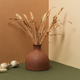 Vase with bouquet of dry grass - PhotoDune Item for Sale