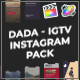 DADA - IGTV Motion Graphics Pack | FCPX