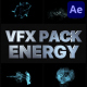 VFX Energy Elements | After Effects - VideoHive Item for Sale