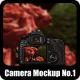 Digital Camera Mock-Up - GraphicRiver Item for Sale