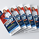 Health & Medical Doctors Trifold Brochure