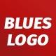 Blues Guitar Logo Intro
