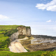 Vaucottes beach and cliffs. Etretat and Fecamp, Normandy, France - PhotoDune Item for Sale