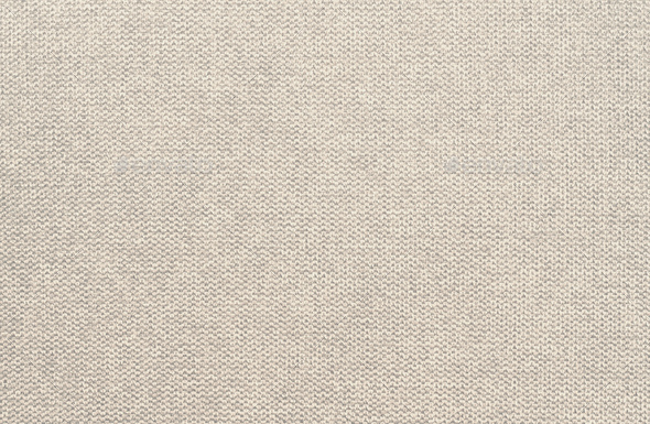 Beige cotton woven fabric texture background - Stock Photo - Images