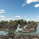 tropical waterfall in Laos - PhotoDune Item for Sale
