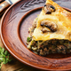 Meat pie with champignon - PhotoDune Item for Sale