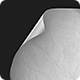 Fluttering Wrinkled plain paper - 4 clips - VideoHive Item for Sale