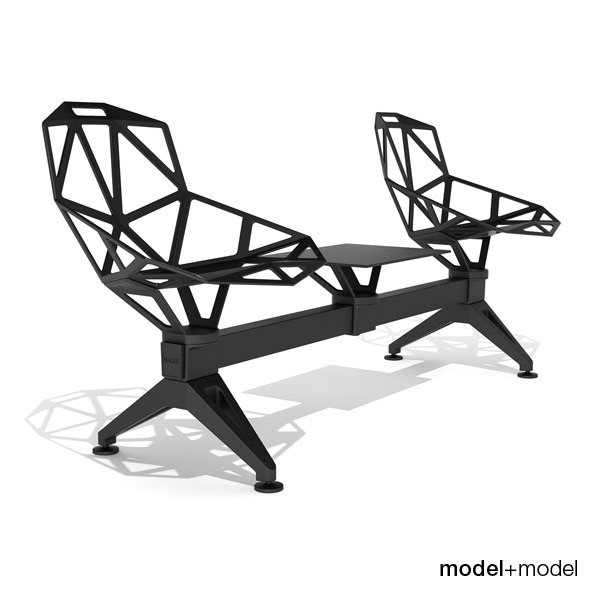 Magis Chair_One Public Seating System 2