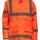 Isolated Orange Hi-Vis Jacket - PhotoDune Item for Sale