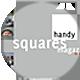 HandySquares Magazine - GraphicRiver Item for Sale