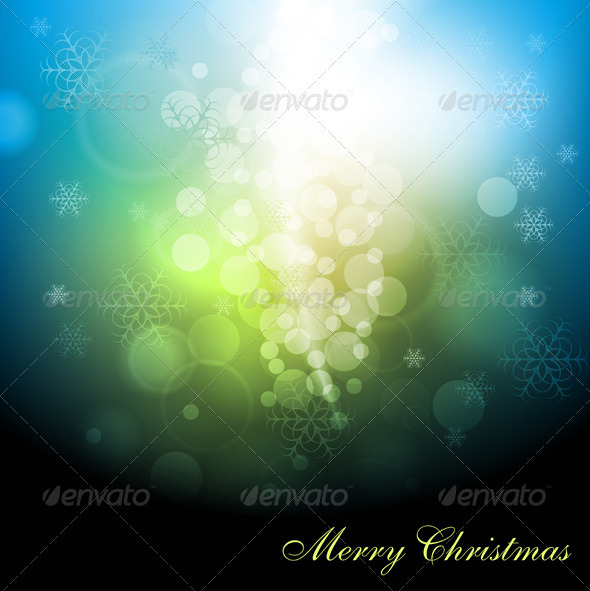 Abstract X-mas background - Christmas Seasons/Holidays