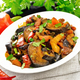 Ragout with eggplant and pepper on board - PhotoDune Item for Sale