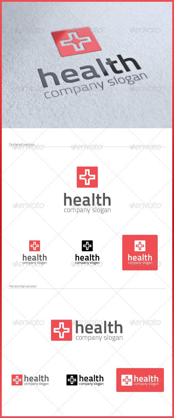 Health Logo - Symbols Logo Templates