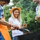 Friends having a barbecue party in nature - PhotoDune Item for Sale
