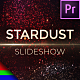 Slideshow Star Dust - VideoHive Item for Sale