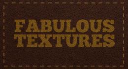 Fabulous Textures