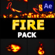 Fire Pack | After Effects - VideoHive Item for Sale