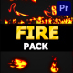 Fire Pack | Premiere Pro MOGRT - VideoHive Item for Sale