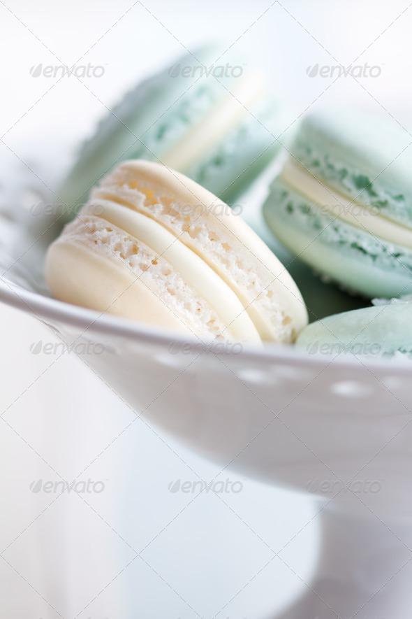 Macarons - Stock Photo - Images