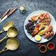 Barbecued chicken drumsticks - PhotoDune Item for Sale