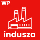 Indusza - Industrial & Factory WordPress